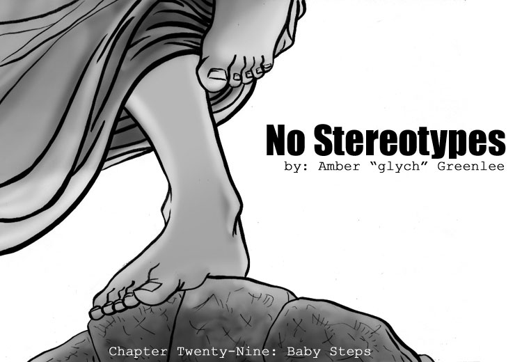 Chapter Twenty-Nine: Baby Steps